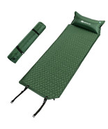 Self Inflating Sleeping Comfortable Foam Camping Pad - £33.43 GBP