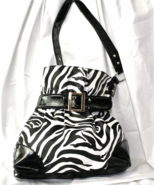 Black & White Handbag - $20.75