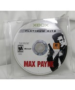 Max Payne Platinum Hits Microsoft Xbox (Game Disc Only)  - $7.59