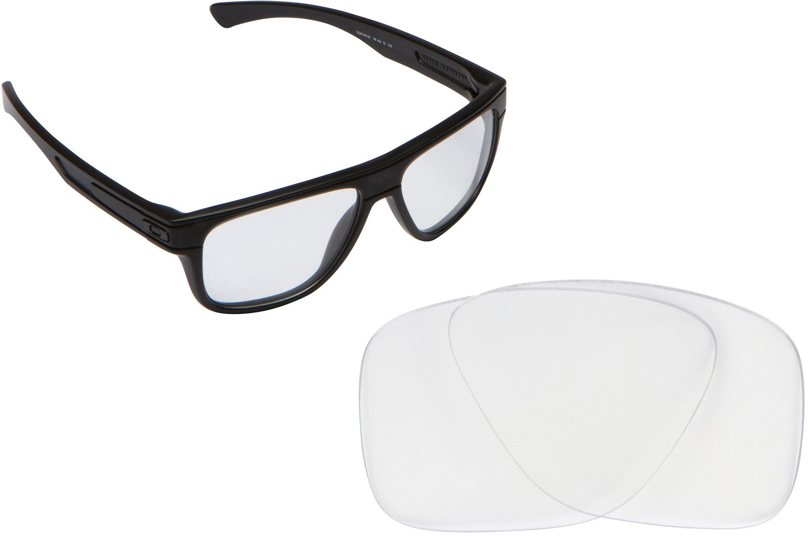 Primary image for New SEEK OPTICS Replacement Lenses Oakley BREADBOX - Clear