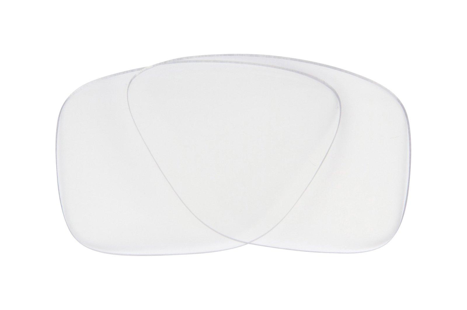 New SEEK OPTICS Replacement Lenses Oakley BREADBOX - Clear image 2