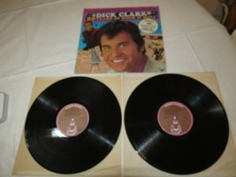 Dick Clark 20 Years Of Rock N' Rollo 2 Record Juego Estéreo BDS-5133 LP ... - $21.32