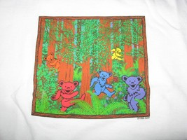 Grateful Dead T-shirt Dancing Bears for kids to... - $14.00