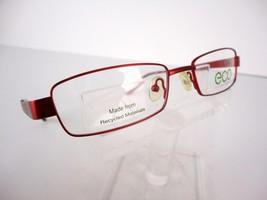 Earth Conscious Optics  Mod 1037 (BURG) Burgundy 50 x 117   Eyeglass Frame - $19.75