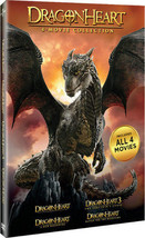 Dragonheart: 4-movie Collection [New DVD] Boxed Set - $45.50