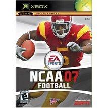 NCAA Football 2007 - Xbox [Xbox] - $3.22