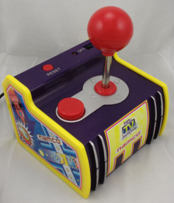Jakks Pacific Namco Arcade Classics Plug and Play TV Games P