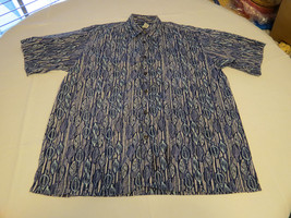 Mens Cooke Street Honolulu Hawaiian shirt button up short sleeve M EUC@ - $49.49