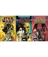 Star Wars The Bounty Hunter Wars by K W Jeter T... - $14.95