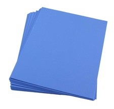 Craft Foam Sheets--9 x 12 Inches - Royal Blue -... - $9.99