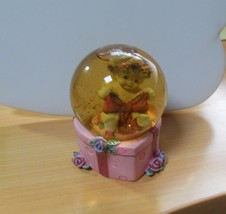 """Dreamsicles Music Snow Globe """"A Special Gift"""" Plays: Theme From Love Story - $12.86"""
