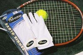 Advantage Tennis Glove Mens Full-Fing Medium Left - $15.95