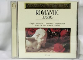 Classical Treasures ~ Romantic Classics CD - $7.63