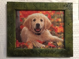 Framed puzzle wall art - $39.00