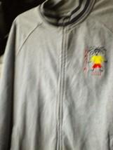 Sonoma 2XL Grey Full Zipper Sweater Rasta Guide Dogs Of America - $13.55