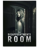 "The Disappointments Room Movie Poster 24x36"" - Frame Ready - USA Shipped - $17.09"