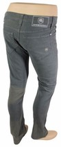 NEW ROCK & REPUBLIC VAUGHN Skinny Chino Jeans Steel Green 32 R&R Made In... - $32.71