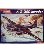 A/b-26c Invader By Monogram Scale 1:48 - $61.86