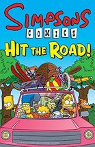 Simpsons Comics Hit the Road! (Simpsons Comic Compilations) [Paperback] Groening - $9.61