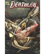 """Dam If He Don't"" (Deathlok, Book Three of Four) [Comic] - $4.94"