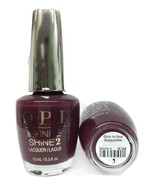 OPI Infinite Shine Nail Lacquer (ISL54 Stick To Your Burgundies) - $9.49