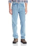 Wrangler Men's Rugged Wear Jean ,Vintage Indigo,38x32 - $24.09