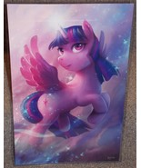 My Little Pony Twilight Sparkle Glossy Art Prin... - $24.99