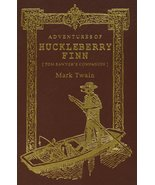 ADVENTURES OF HUCKLEBERRY FINN. Tom Sawyer's Companion. A Volume in The ... - $29.65