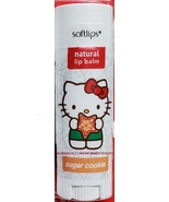 Softlips SUGAR COOKIE Hello Kitty Limited Edition Lip Balm Gloss Stick - $4.00