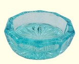 81533a willow blue glass oval open salt dip cellar dish salter thumb155 crop