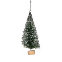 Gold Bottle Brush Christmas Tree Christmas Ornament 128831 - $10.84