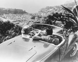 To Catch A Thief Monaco Scenic Grace Kelly Cary Grant Sunbeam Alpine Car Canvas - $69.99