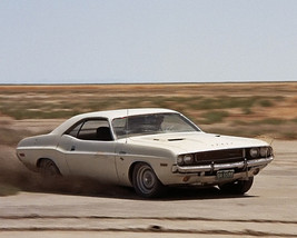 Vanishing Point 1970 Dodge Challenger Racing In Desert Car 16x20 Canvas Giclee - $69.99