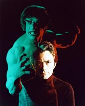 The Incredible Hulk Bill Bixby Lou Ferrigno 16x20 Canvas Giclee - $69.99