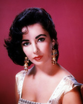 Elizabeth Taylor 16x20 Canvas Giclee Gorgeous 1950'S Glamour - $69.99