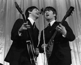 The Beatles Classic John & Paul 16x20 Canvas Giclee - $69.99