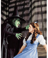 The Wizard Of Oz Wicked Witch Judy Garland 16x20 Canvas Giclee - $69.99