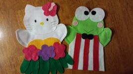 Hello Kitty Puppet - $12.00