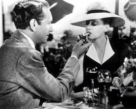Now Voyager Henreid Lighting Bette Davis Cigarette B/W - $69.99