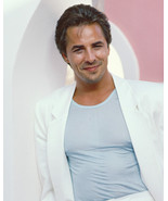 Don Johnson Miami Vice Color 16x20 Canvas Giclee White Jacket - $69.99