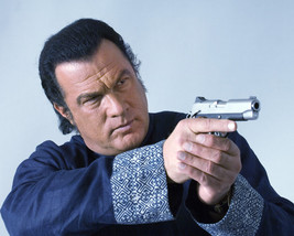 Steven Seagal Color 16x20 Canvas Giclee - $69.99