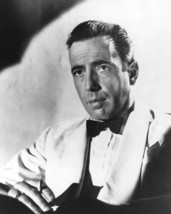 Humphrey Bogart White Tuxedo Casablanca 16x20 Canvas Giclee - $69.99