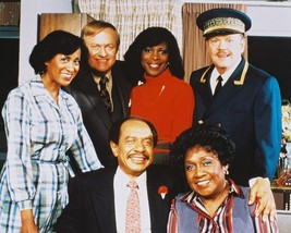 The Jeffersons Color 16x20 Canvas Giclee - $69.99