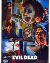 Evil Dead Rare Art 16x20 Canvas Giclee - $69.99