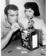 Patricia Breslin William Shatner The Twilight Zone 16x20 Canvas Fortune ... - $69.99