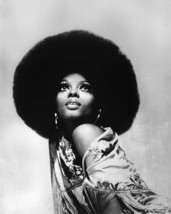 Diana Ross 16x20 Canvas Iconic Photo Afro Hairstyle Stunning Eye Makeup 1970'S - $69.99