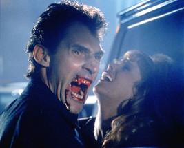 Ben Cross Dark Shadows 16x20 Canvas Giclee Bloody Vampire Teeth Tv - $69.99