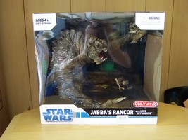 Jabba's Rancor with Luke Skywalker Star Wars RO... - $124.99