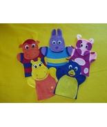 Backyardigans Hand Puppets - $27.99