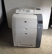 HP LaserJet 4700dn Laser Printer 65k Pagecount Needs Transfer & Fuser un... - $300.00
